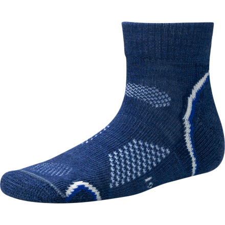 photo: Smartwool Outdoor Light Mini Sock hiking/backpacking sock