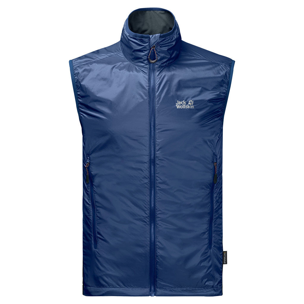 photo: Jack Wolfskin Air Lock Vest fleece vest