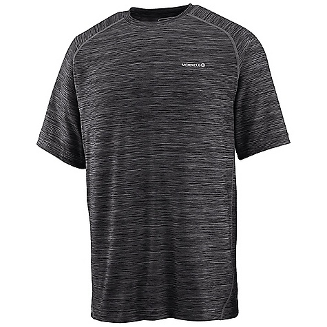 photo: Merrell Torreon Crew short sleeve performance top
