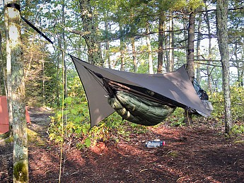 2013 05 22 07 26 31 1 jpg hennessy hammock ultralight backpacker asym reviews   trailspace    rh   trailspace