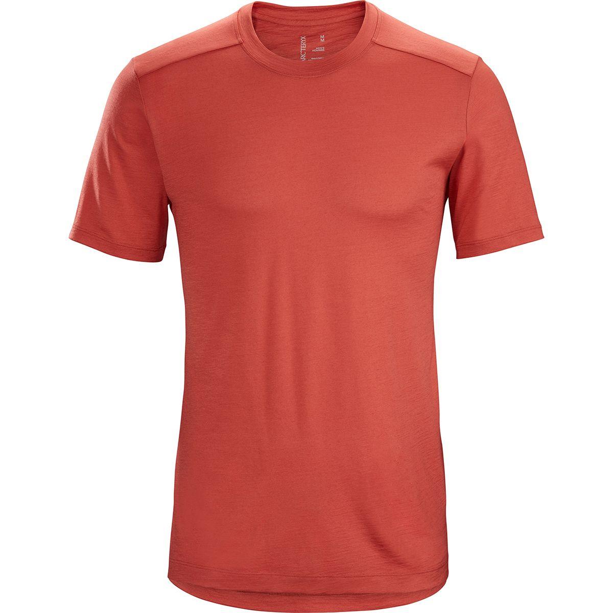 photo: Arc'teryx A2B Shirt SS hiking shirt