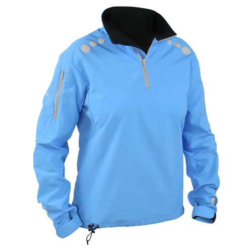 photo: NRS Women's Cascade Jacket long sleeve paddle jacket