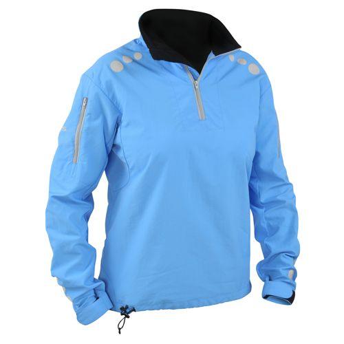 photo: NRS Men's Cascade Jacket long sleeve paddle jacket