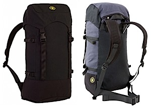photo: Cactus Climbing Miklat overnight pack (35-49l)