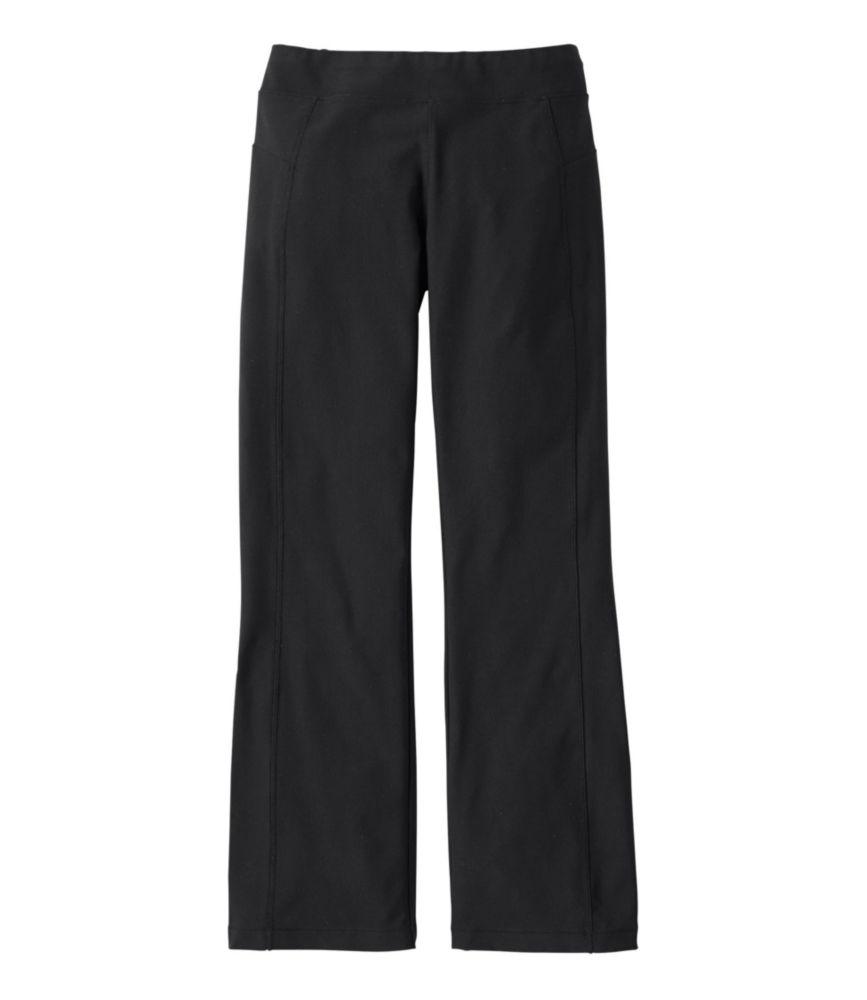 L.L.Bean Fitness Pants, Boot-Cut