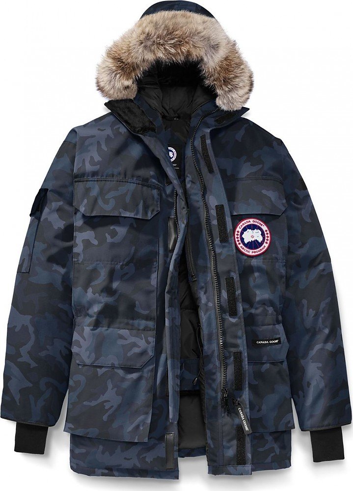 photo: Canada Goose Expedition Parka down insulated jacket