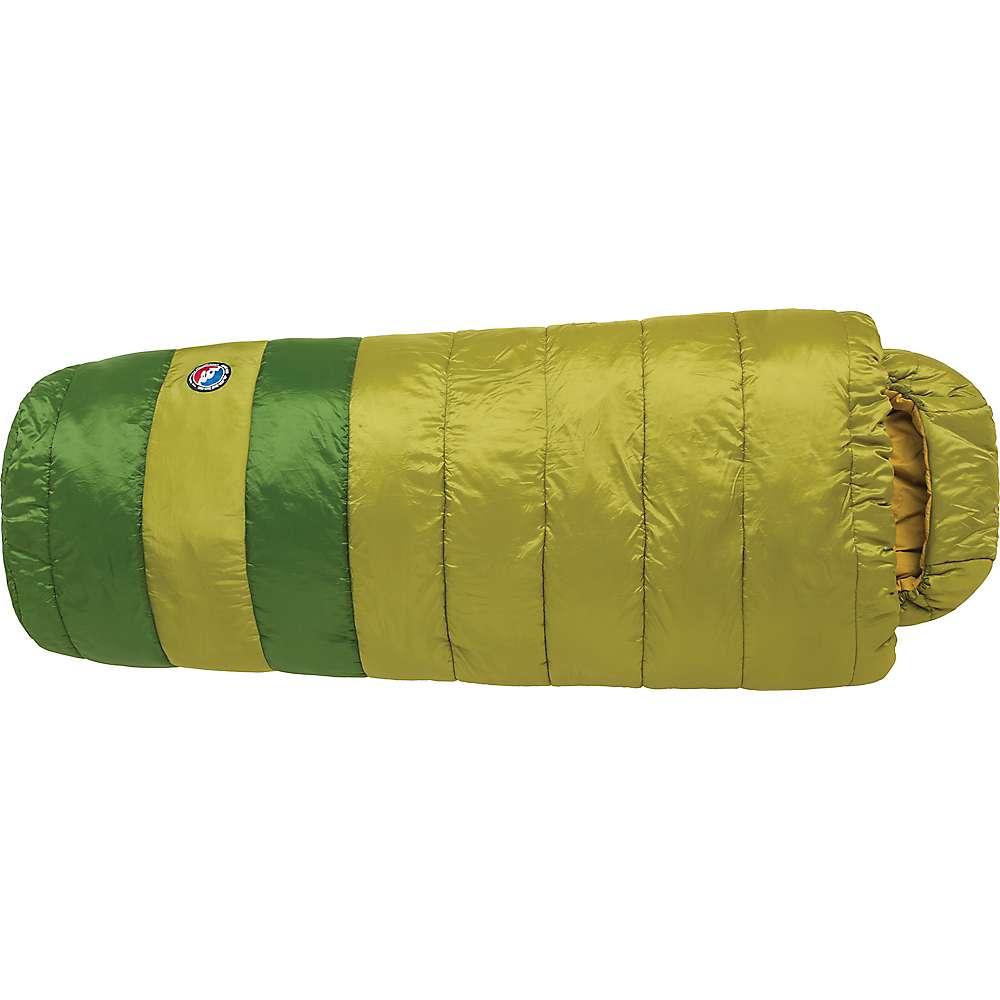 photo: Big Agnes Echo Park 0 3-season synthetic sleeping bag