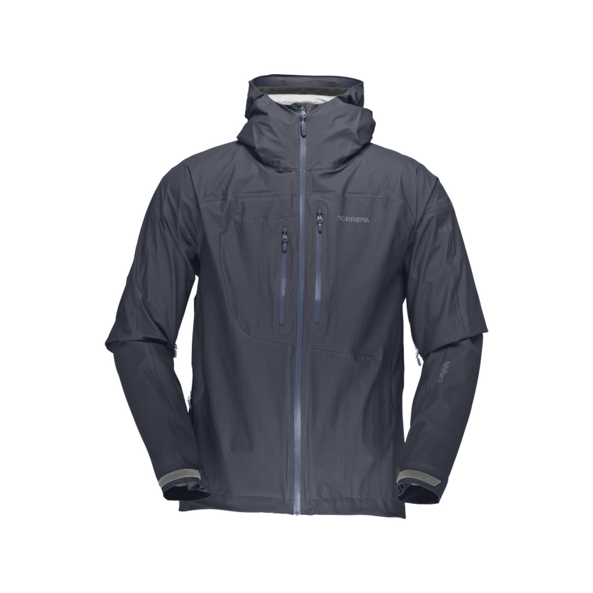 photo: Norrona Bitihorn Dri1 Jacket waterproof jacket