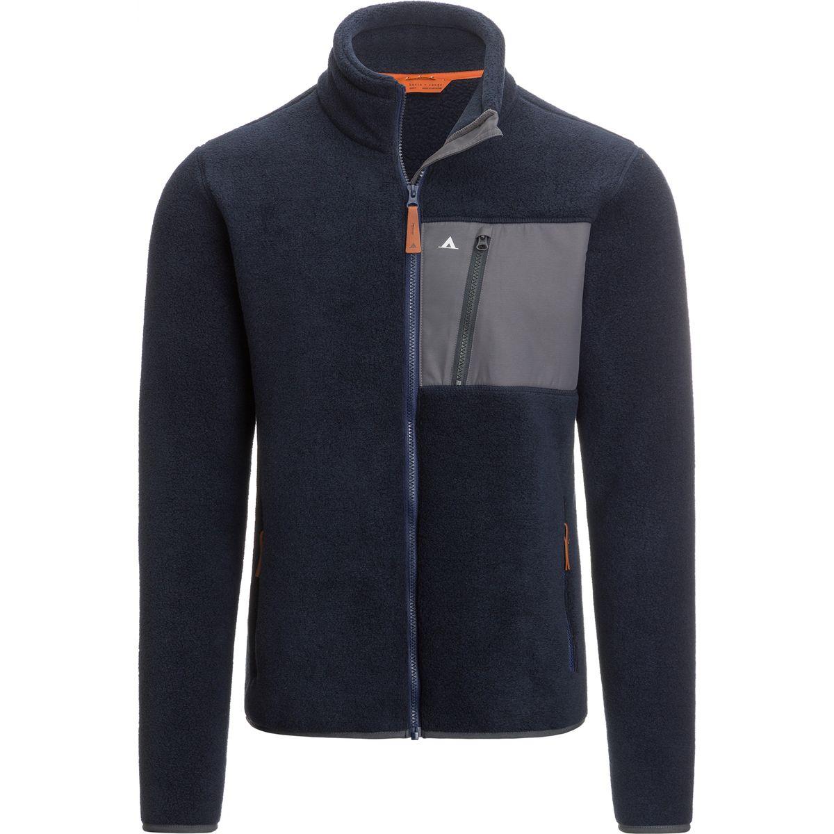 Basin and Range Miners Fleece Jacket