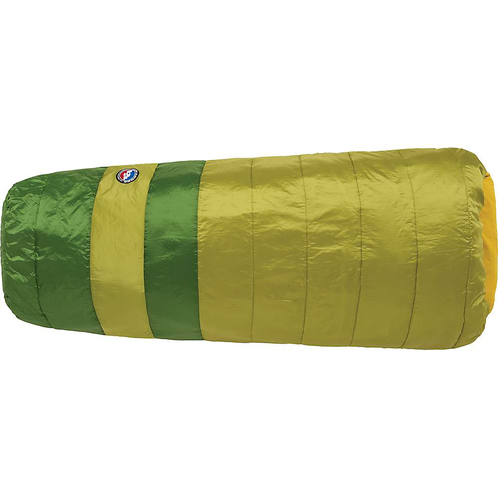 photo: Big Agnes Echo Park 40 warm weather synthetic sleeping bag