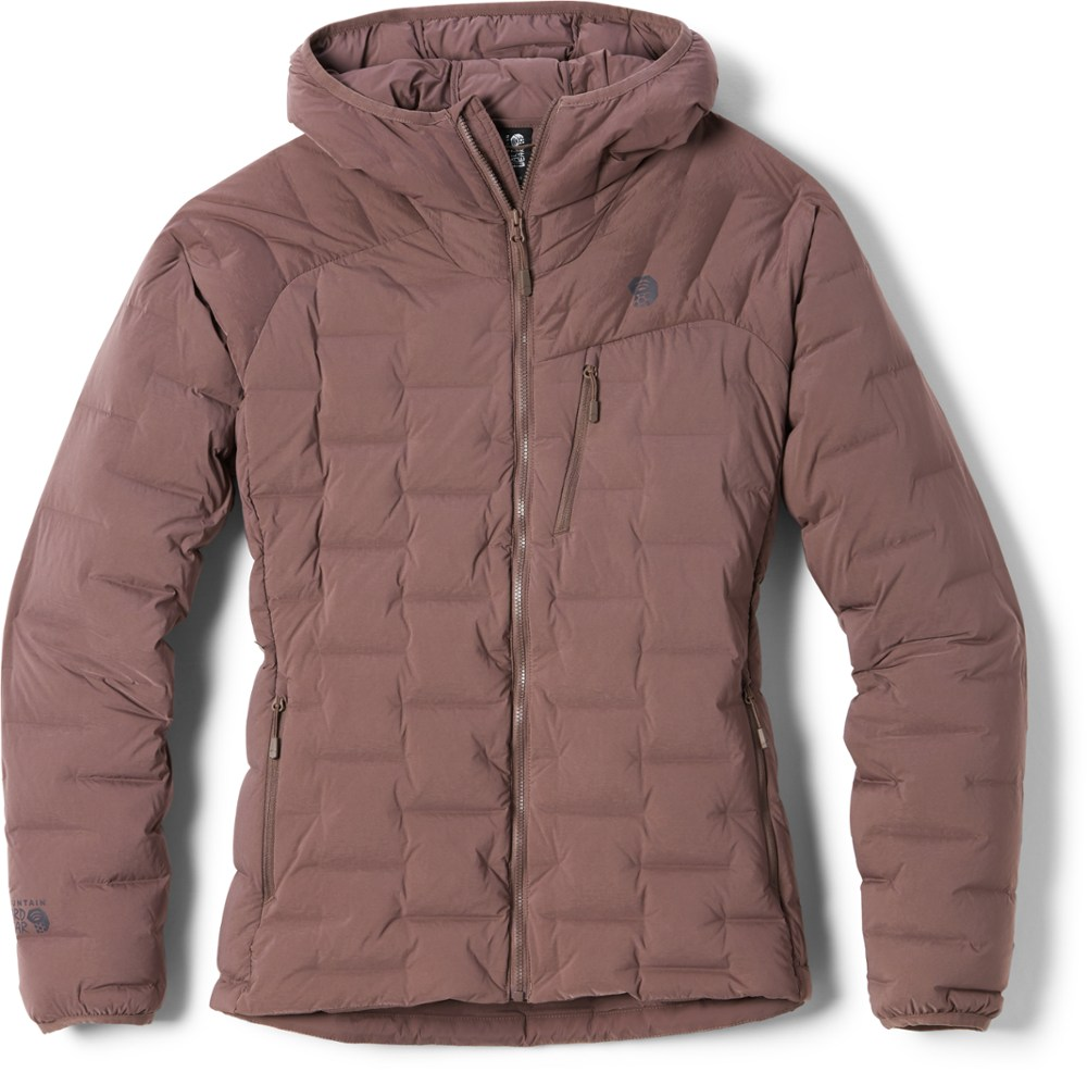 Mountain Hardwear Super/DS StretchDown Hooded Down Jacket