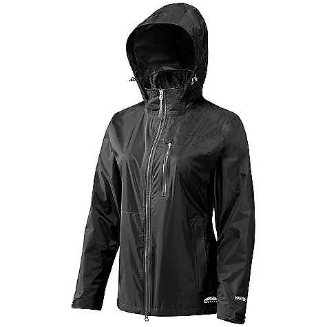 photo: GoLite Women's Currant Mountain Paclite 2-Layer Jacket waterproof jacket