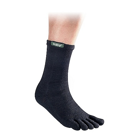 Injinji Outdoor Quarter Crew Sock