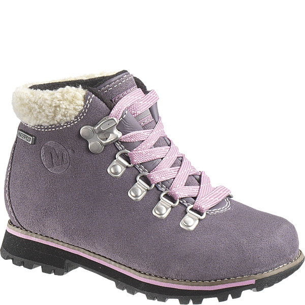 photo: Merrell Wilderness Origins Waterproof hiking boot