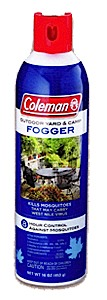 Coleman Yard & Camp Fogger - Twin Pack