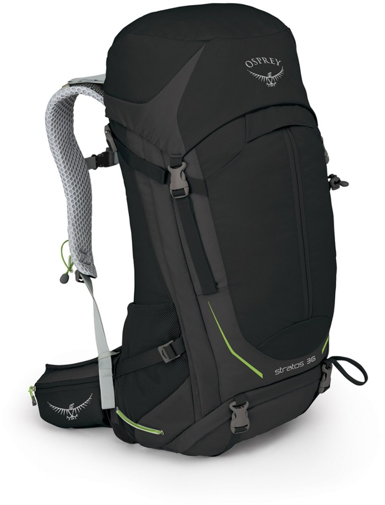 photo: Osprey Stratos 36 overnight pack (35-49l)