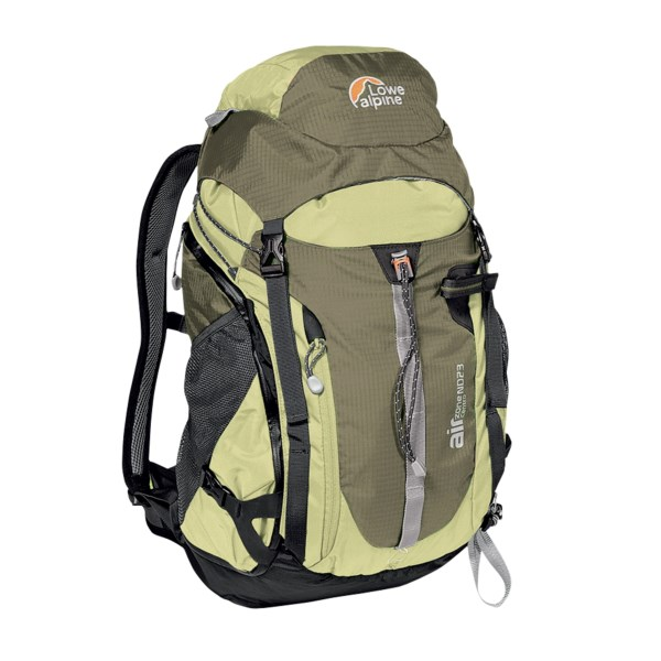 photo: Lowe Alpine Airzone Centro ND 23 daypack (under 2,000 cu in)