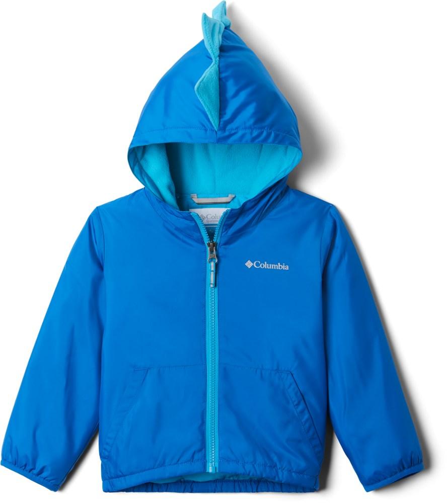 photo: Columbia Kitterwibbit Hooded Fleece Lined Jacket synthetic insulated jacket