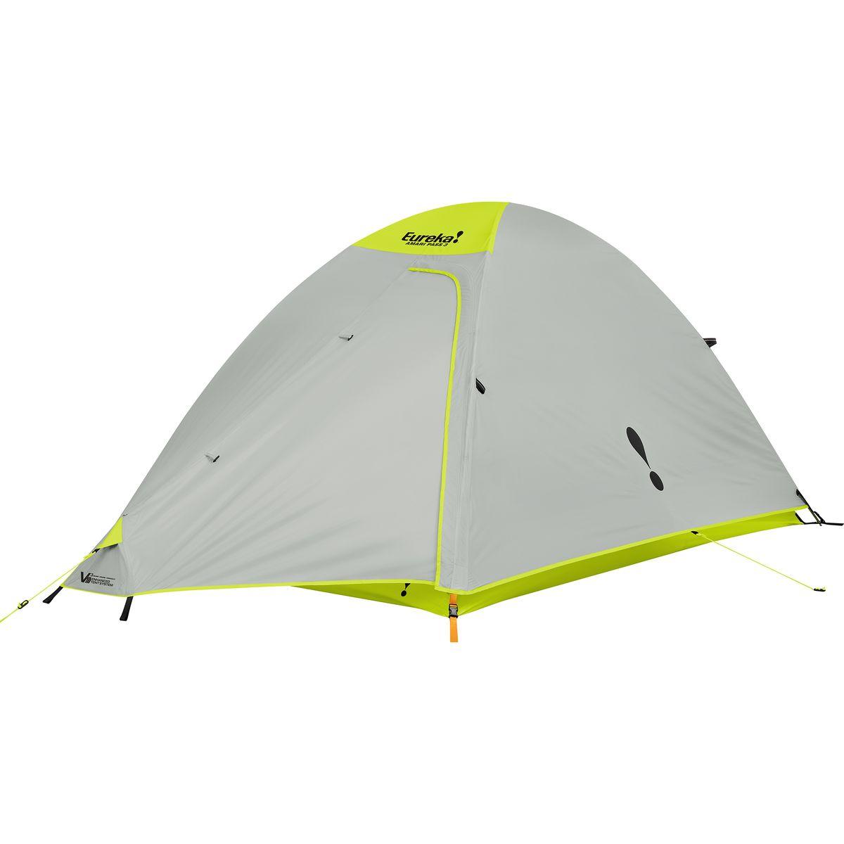 photo: Eureka! Amari Pass 3 three-season tent