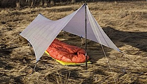 Hyperlite Mountain Gear Echo I Tarp
