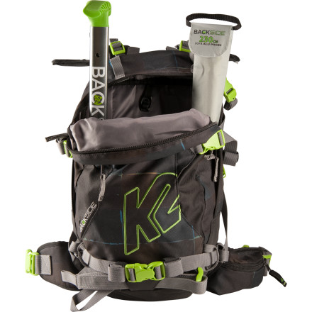 photo: K2 Hyak winter pack