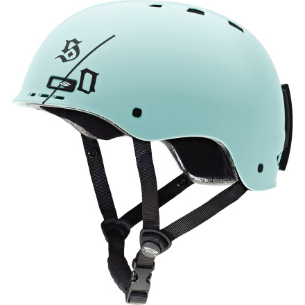 photo: Smith Holt Park snowsport helmet