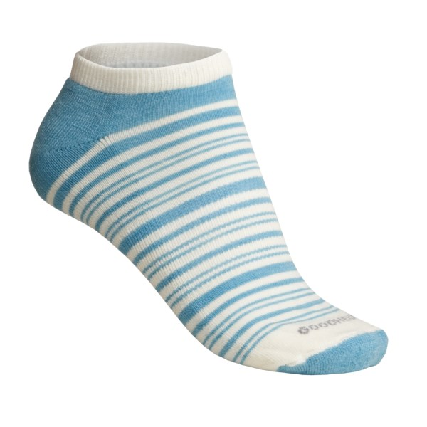 photo: Goodhew Lil Bit Footie running sock