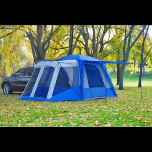 photo: Napier Sportz SUV Tent warm weather tent