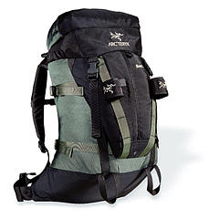 photo: Arc'teryx Bora 30 daypack (under 2,000 cu in)