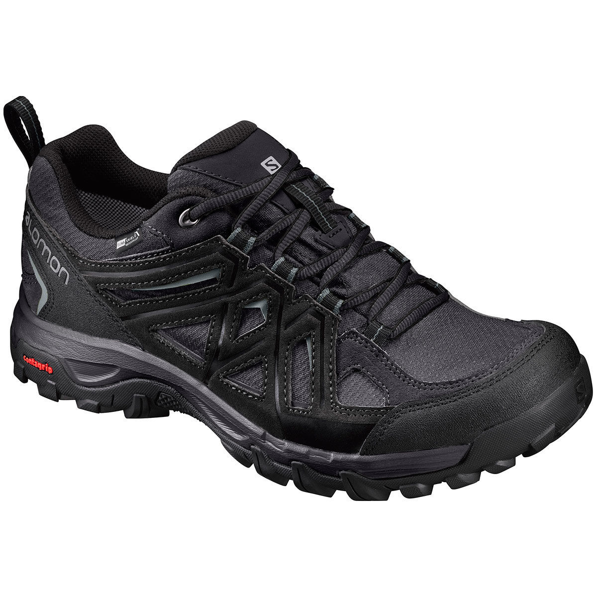 photo: Salomon Evasion CS WP trail shoe