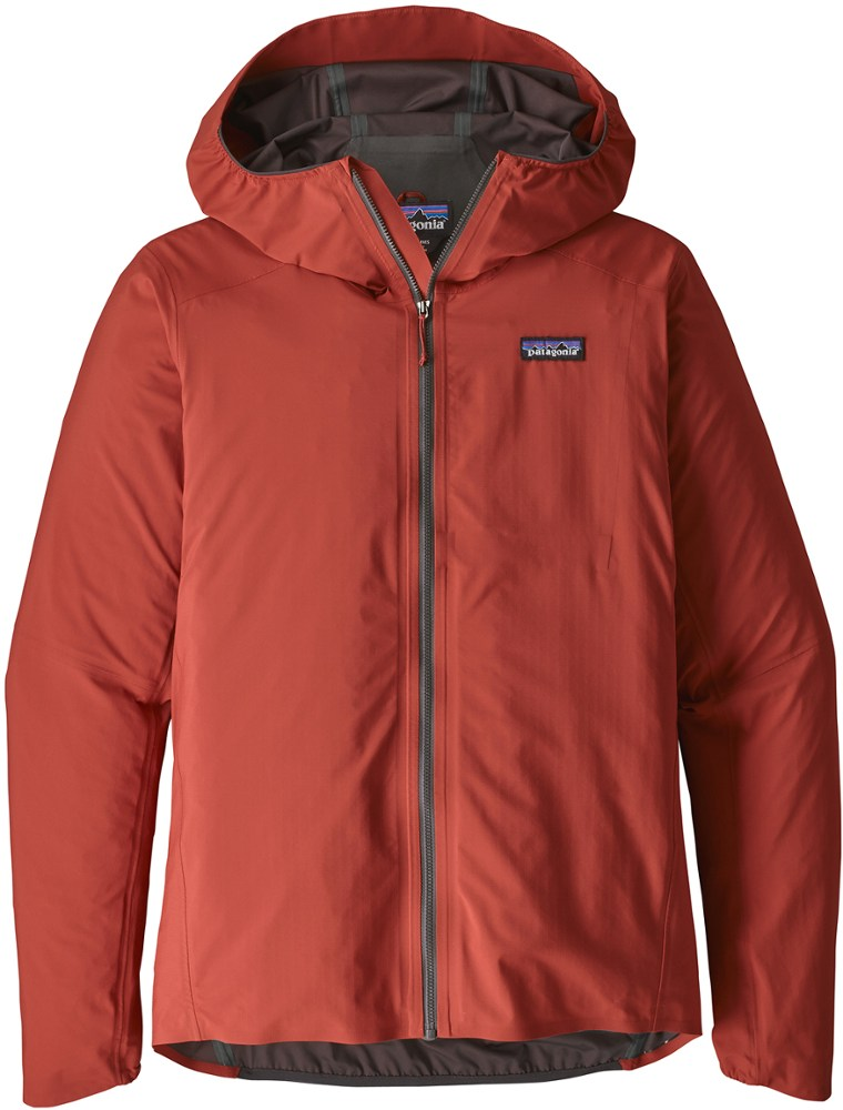 photo: Patagonia Dirt Roamer Jacket wind shirt
