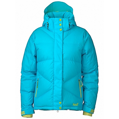 photo: Marker Taylor Down Jacket down insulated jacket