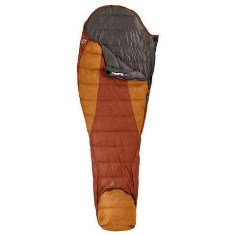 photo: The North Face Beeline 3-season down sleeping bag