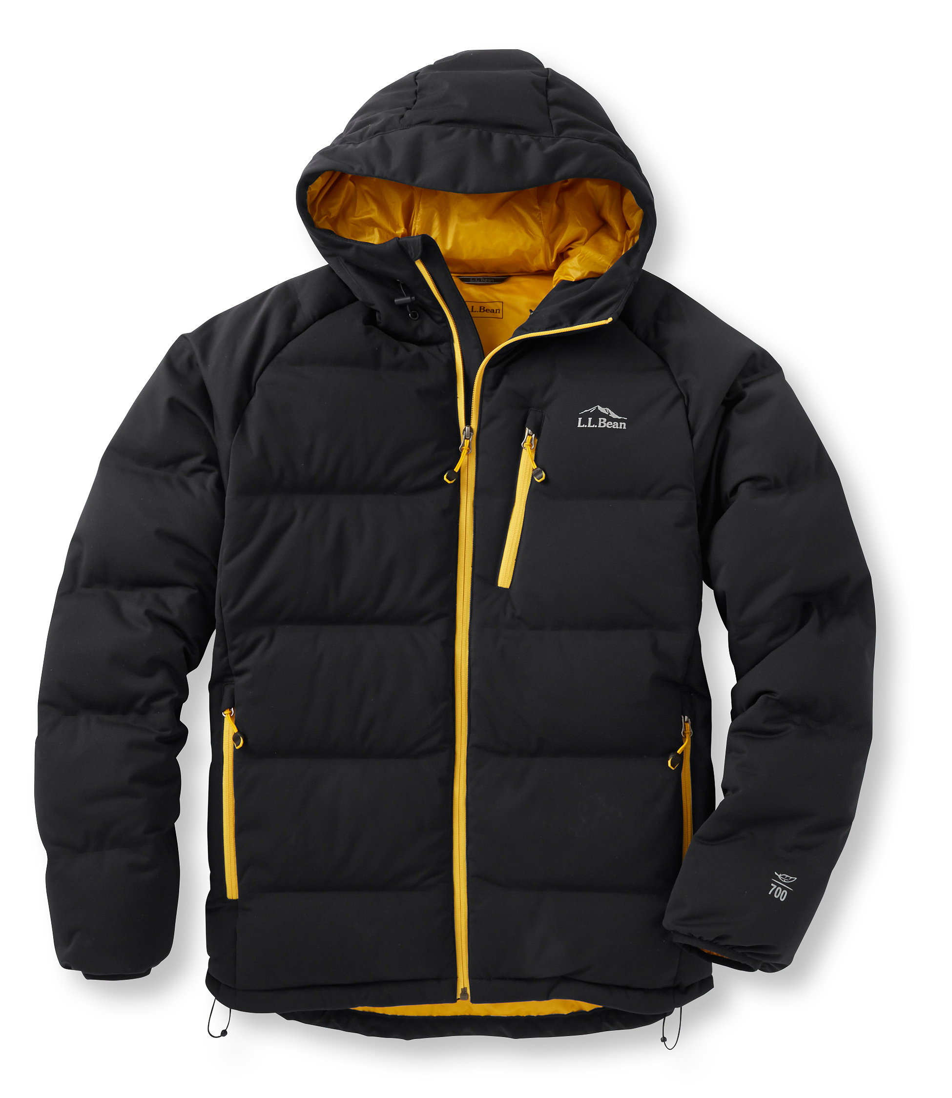 photo: L.L.Bean Wind Challenger Down Jacket down insulated jacket