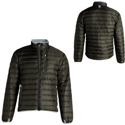 photo: Kuhl Flyr Jacket down insulated jacket