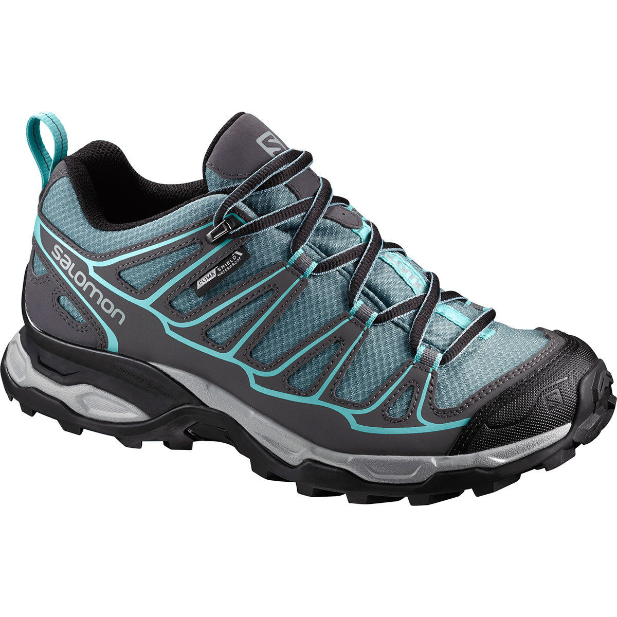 photo: Salomon Women's X Ultra Prime CS WP trail shoe