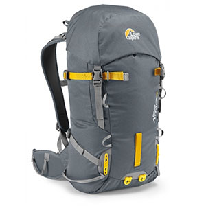 photo: Lowe Alpine Peak Attack 42 overnight pack (35-49l)