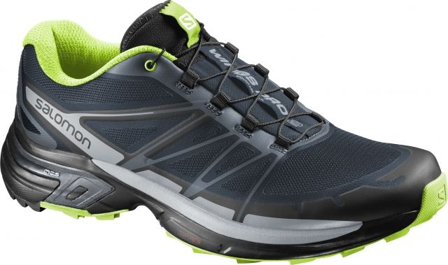 photo: Salomon Men's Wings Pro trail running shoe