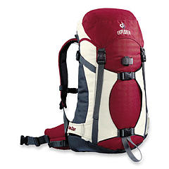 photo: Deuter Explorer overnight pack (35-49l)