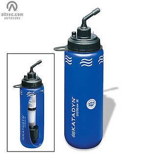 photo: Katadyn Exstream XR Bottle Purifier water purifier