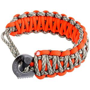 photo:   Friendly Swede Paracord Bracelet survival kit