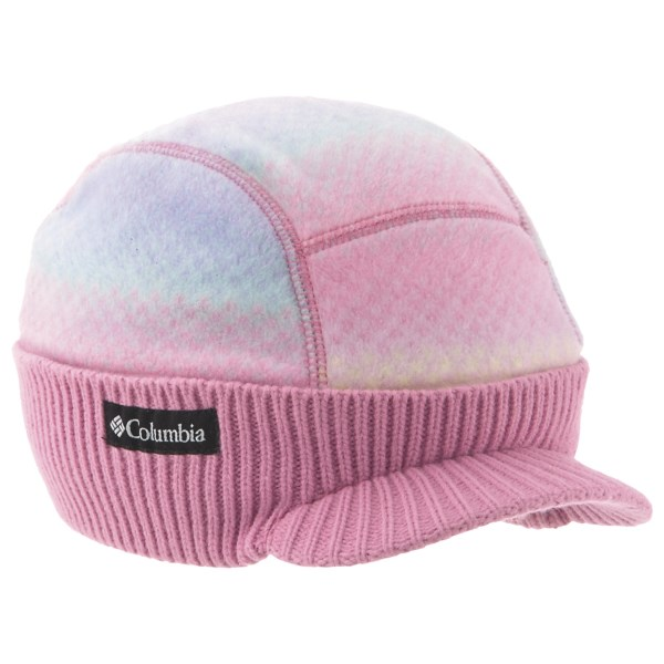 Columbia Plaid Visor Beanie