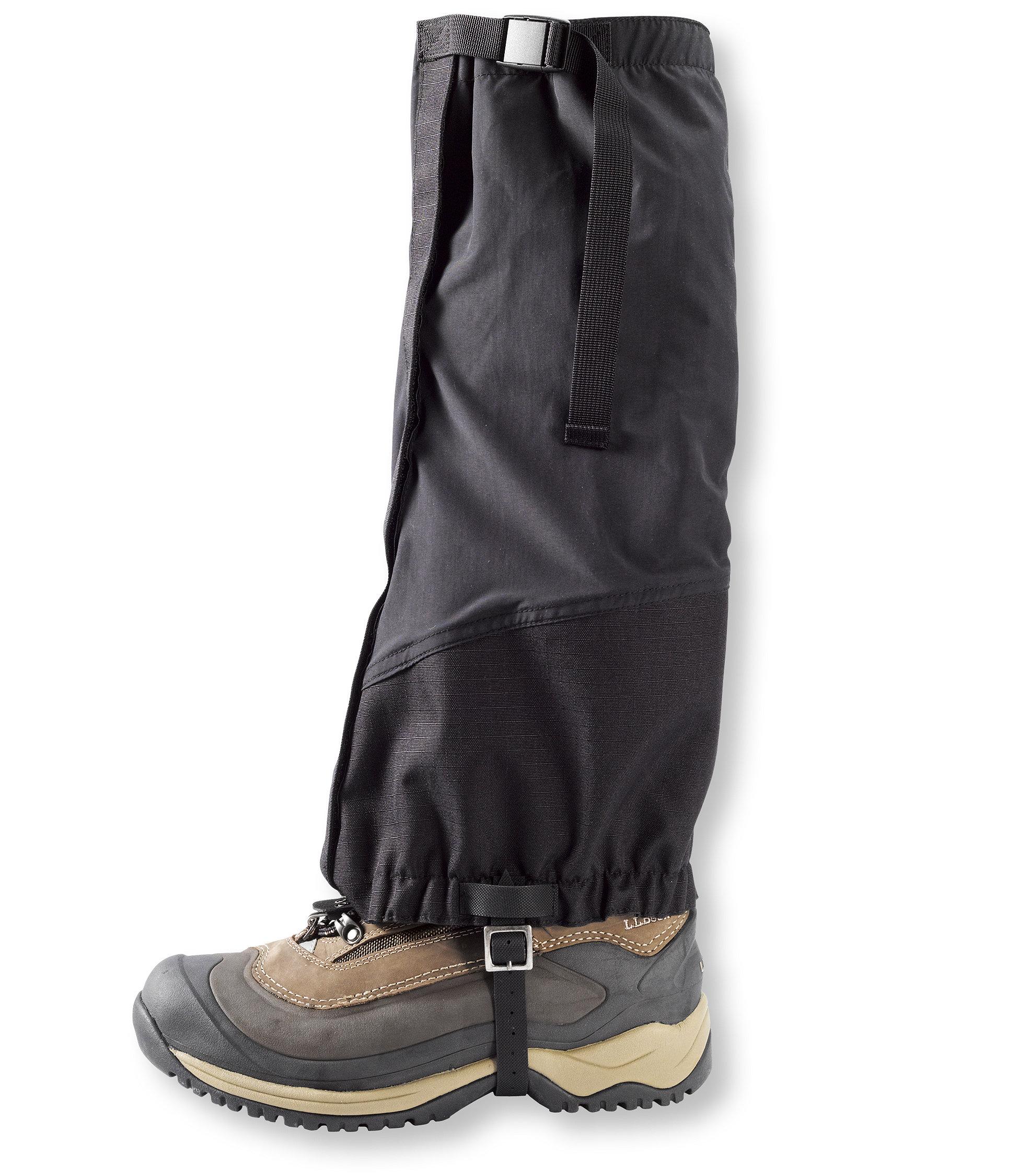 photo: L.L.Bean Winter Walker Gaiter gaiter