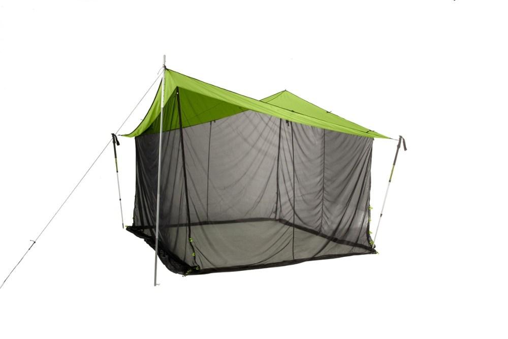 photo: NEMO Bugout bug shelter