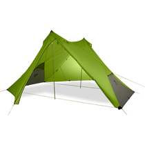 photo: NEMO Hexalite 6P tarp/shelter
