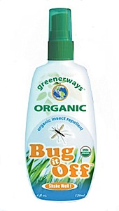 photo: Greenerways Organic Bug-it-Off insect repellent