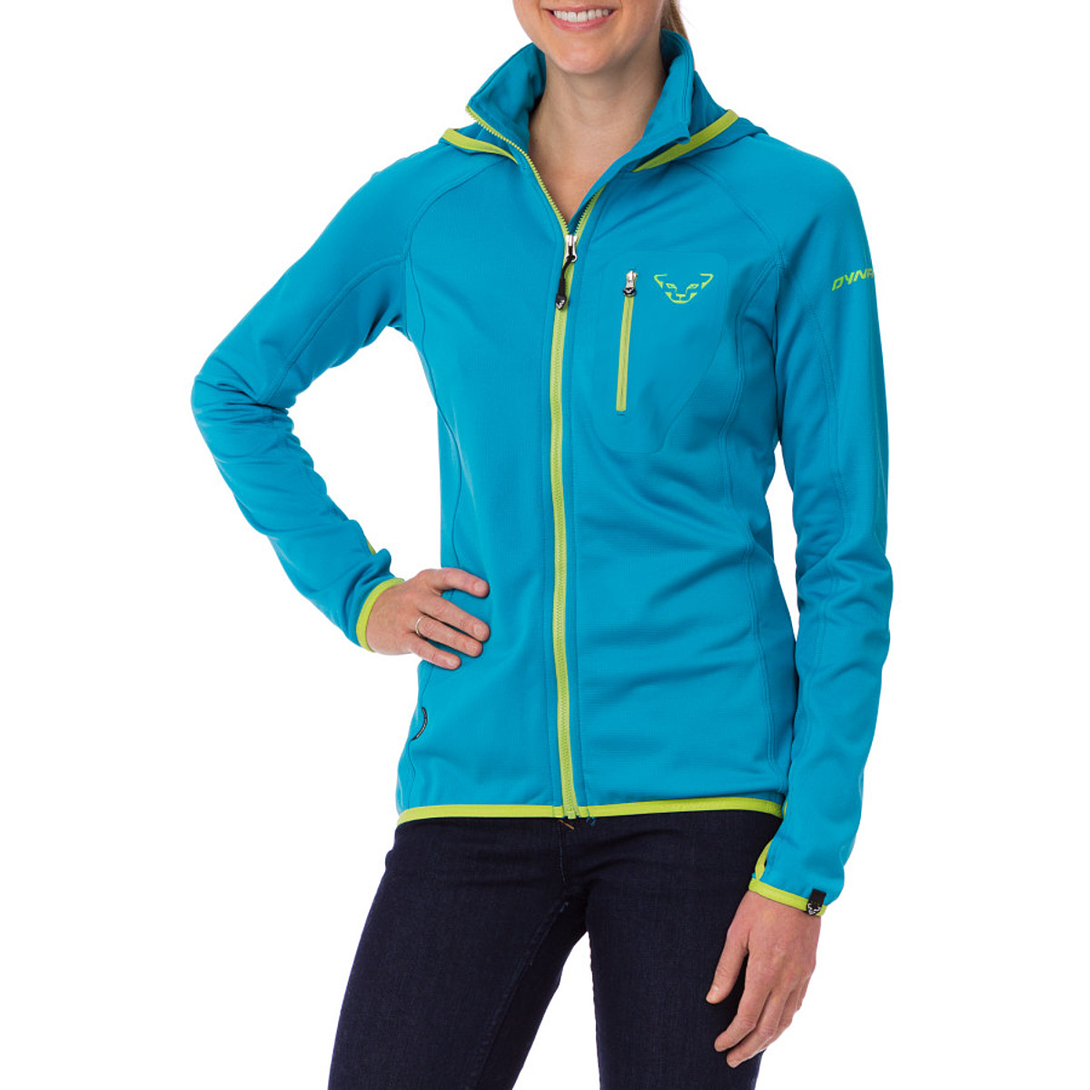 Dynafit Technostretch Thermal Layer Jacket