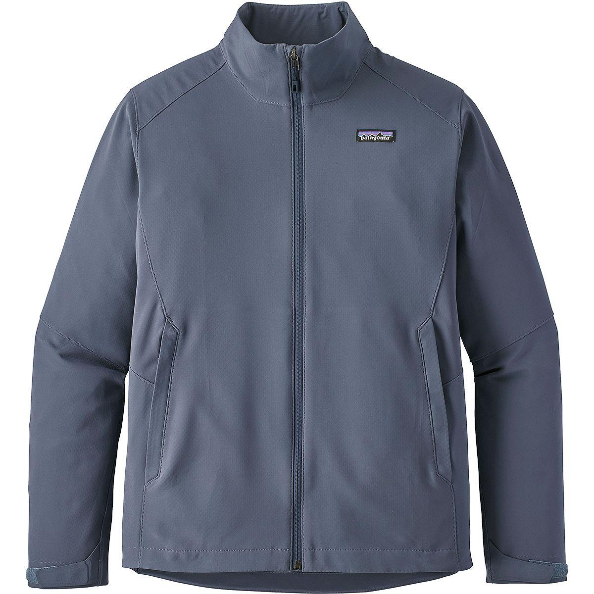 photo: Patagonia Adze Jacket soft shell jacket