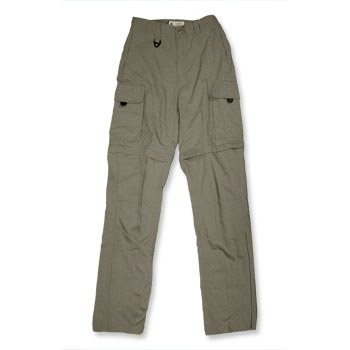 photo: Columbia Omni-Dry Venture Convertible Cargo Pant hiking pant