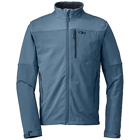 photo: Outdoor Research Men's Circuit Jacket soft shell jacket
